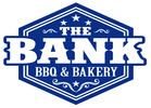 The Bank BBQ and Bakery Logo
