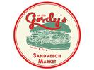Gordy's Sandveech Market Logo