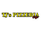 TJ's Pizzeria Cafe Logo