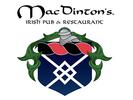 MacDinton's Irish Pub Logo