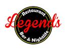 Legend's: Restaurant, Bar and Nightlife Logo