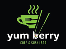 Yum Berry Cafe & Sushi Bar Logo