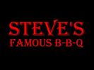 Steve's Famous BBQ Logo