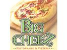 Big Cheez Ristorante Pizzeria Logo