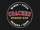 Coaches Burger Bar Logo