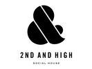 2nd And High Social House Logo