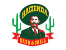 Hacienda Barr and Grill Logo