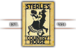 Sterle's Country House Logo