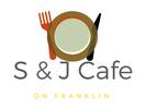 S & J Cafe on Franklin Logo