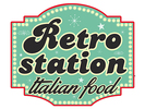 Retro Station Logo