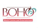 Boho World Cuisine Logo