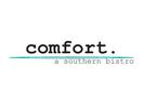 comfort. Logo