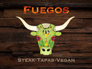 Fuegos Steak Tapas Vegan Logo