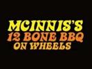McInnis's 12 Bone BBQ Logo