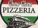Chew Chew Pizza Logo