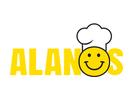 Alanos Pizza Logo