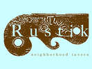 Rustik Tavern Logo