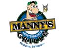 Manny's Mediterranean Grille Logo