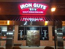 Iron Guy's BBQ Logo