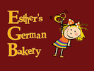 Esther's German Bakery Logo