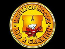 House of Hoopz BBQ and Crawfish Logo