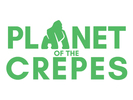 Planet Of The Crepes Logo