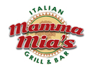 Mamma Mia's Italian Grill and Bar Logo