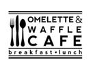 Omelette & Waffle Cafe Logo