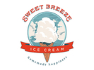 Sweet Breeze Ice Cream Logo