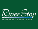 River Stop Restaurant & Sports Bar Logo