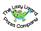 Lazy Lizard Pizza Company Logo