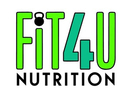 Fit4U Nutrition Logo