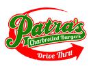 Patras Charbroiled Burgers Logo