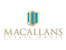 Macallans Public House Logo