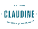 Claudine Kitchen & Bakeshop Logo