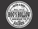Hogs Hollow Saloon Logo