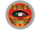 San Diego's Mexican Grill Logo