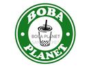 Boba Planet Logo