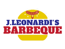 J.Leonardi's Barbeque Logo