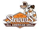 Stewart's All American Grill Logo