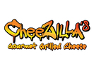 Cheezilla's Grilled Cheese Logo