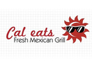 Cal Eats Fresh Mexican Grill Logo