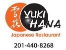 Yuki Hana Japanese Restaurant Logo