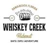 BG Whiskey Creek Hideout Logo
