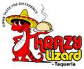 Krazy Lizard Taqueria Logo