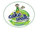 Cake Walk Bakery and Indian Cafe Logo