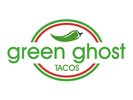 Green Ghost Tacos Logo