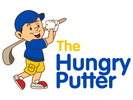 The Hungry Putter Logo