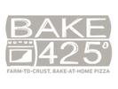 Bake 425 Homemade Pizza Logo