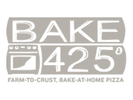 Bake 425 Homemade Pizza Logo